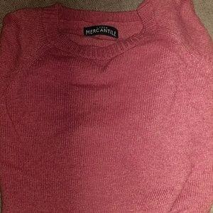 J.Crew mercantile Sweater